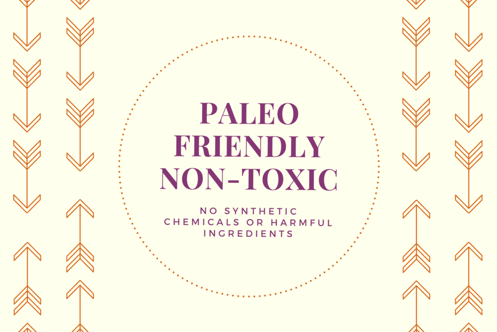 Products cater to  those with  autoimmunity and  synthetic chemical  sensitivity and also  offer fragrance free  options that contain  no added essential oils.