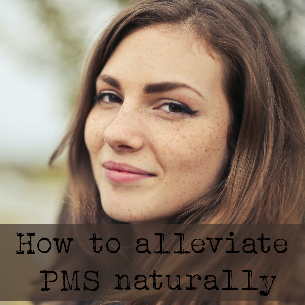 How to alleviate PMS naturally